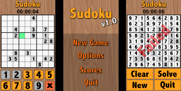 SudokuStarterkit