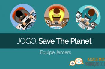 """Jogo que Educa? O desenvolvimento do jogo """"Salve o Planeta"""""""