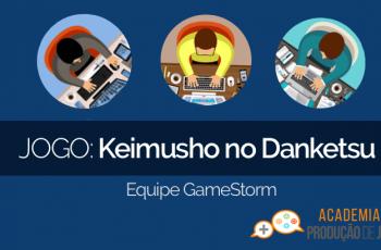 Bastidores de Game Jam: Criando o jogo Keimusho em 10 Dias