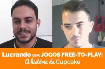 PDJ Show 19 – Lucrando com Jogos Free-to-Play: A História da Cupcake