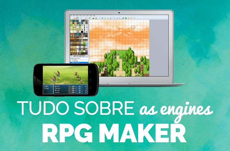 RPG Maker: O Guia Completo - Produção de Jogos