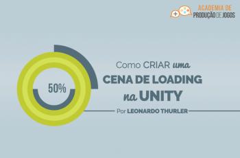 Como criar uma cena de loading com barra de progresso na Unity
