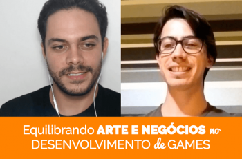 PDJ Show 26 – André Rodrigues: Equilibrando arte e negócios, Game Founders e o futuro da Big Green Pillow