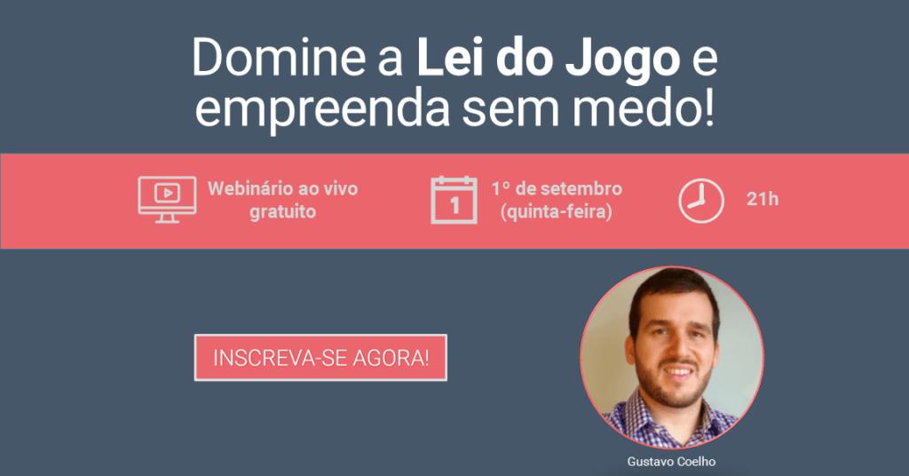 Como abrir uma empresa de jogos - Gustavo Coelho