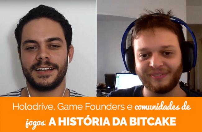 Holodrive, Game Founders e comunidades de jogos: a história da BitCake Studio