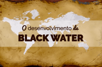 O desenvolvimento de Black Water: superando dificuldades para criar em 12 semanas um jogo sobre Atlantis