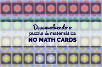 O desenvolvimento de No Math Cards: puzzle de matemática criado pela Five Heads Studio