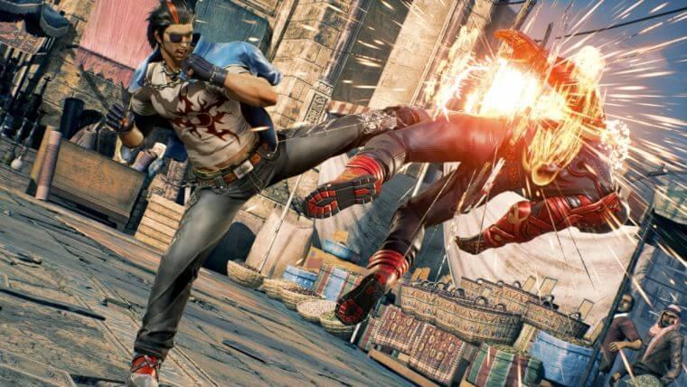 Tekken 7 game