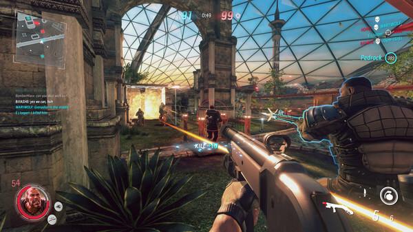 Ballistic Overkill é um jogo brasileiro criado com Unity
