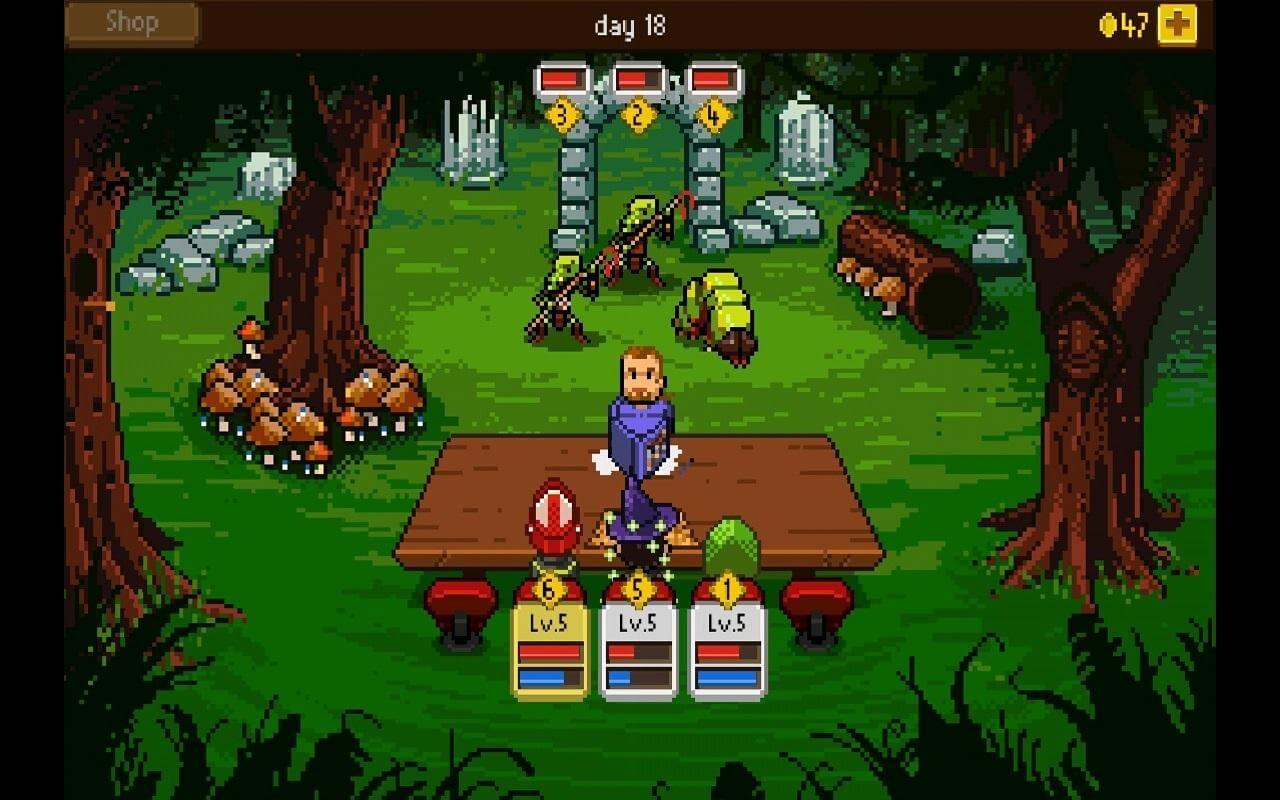 Empresa brasileira criou o jogo Knights of Pen na Unity