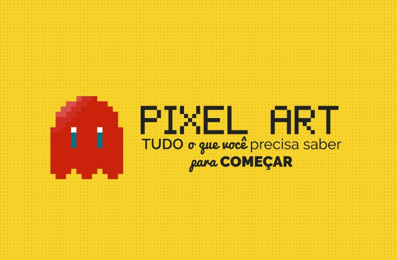 Pixel Art  Tudo que Você Precisa Saber para Começar 5a72cc76c1065