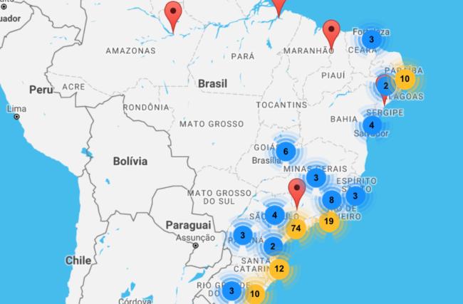 Mapa da Indústria de Jogos no Brasil