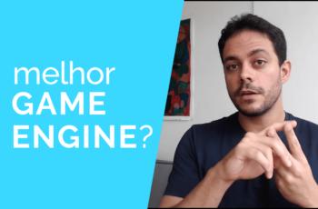 A melhor game engine para criar jogos