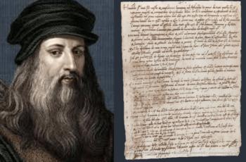 Como uma carta esquecida de Leonardo Da Vinci pode te ajudar a conseguir trabalho no mercado de games