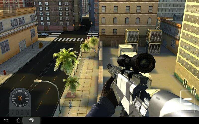 Sniper 3D Assassin: Shot to Kill
