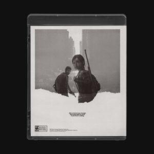 Arte do box de edição limitada do jogo The Last of Us