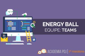 Estudo de caso: Desenvolvendo o jogo Energy Ball em 30 dias