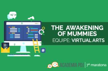 Equipe remota cria jogo em 30 dias: a história do The Awakening of Mummies