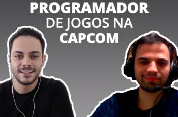Programando games na CAPCOM do Japão – Conheça a trajetória de Gus Martin