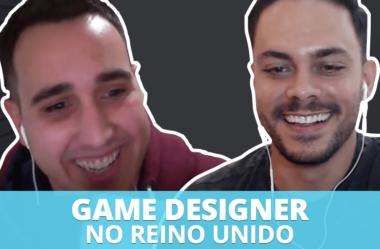 Game Design, Networking e Carreira no Exterior, com Matheus Pitillo