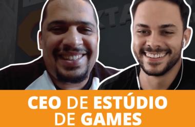 Aprendendo no Campo de Batalha: As Experiências do CEO da Oktagon Games