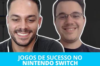 Ele cria os próprios jogos viajando pelo mundo, com Daniel Silveira
