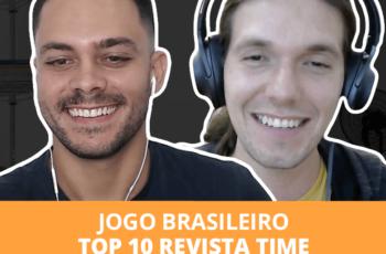 Game designer do Dandara, jogo brasileiro TOP 10 da revista TIME – com Lucas Mattos