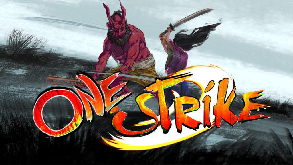 One Strike jogo de um aluno da Academia de Produção de Jogos