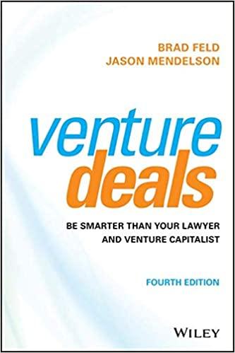 Livro de negociações Venture Deals para empresas de jogos